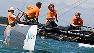 ENGLAND, Cowes, iShares Cup, 31st July 2009, Holmatro.