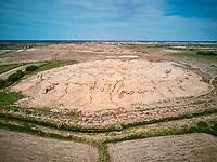 Ouzbekistan, region de Karakalpakstan, les citadelles du desert, ancienne ville de Mizdakhan // Uzbekistan, Karakalpakstan province, desert citadel, old city of Mizdakhan