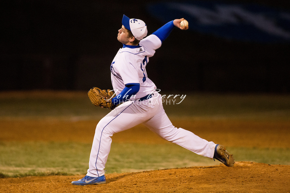 March/15/13:  MCHS Varsity Baseball vs Luray.  Madison and Luray tied at 4 after 4 innings.