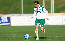 Ferreira F. De Abreu of Olimpija at 18th Round of PrvaLiga football match between NK Olimpija and NK Labod Drava, on November 21, 2009, in ZAK, Ljubljana, Slovenia. Olimpija defeated Drava 3:0. (Photo by Vid Ponikvar / Sportida)