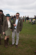 HAROLD DUSTAN; LIZZIE MATTHEWS, Heythrop Point to Point, Cocklebarrow, 2 April 2017.