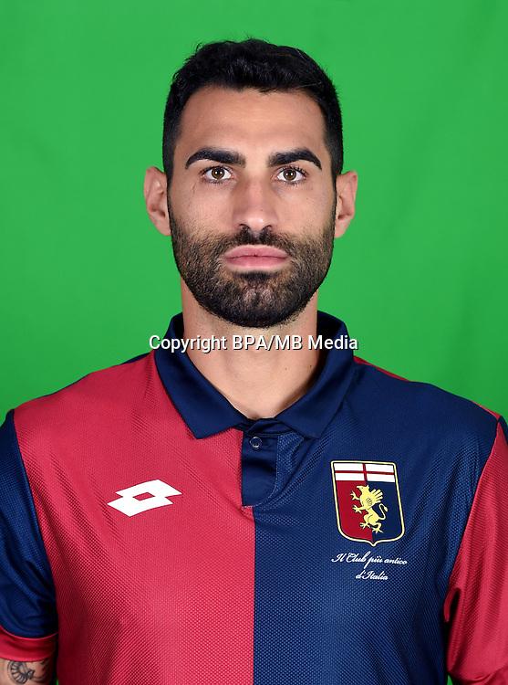 Italian League Serie A -2016-2017 / <br /> ( Genoa CFC ) - <br /> Davide Brivio