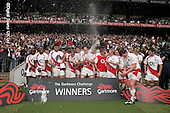 England v Barbarians. Gartmore Challenge Cup. Twickenham 1-6-08