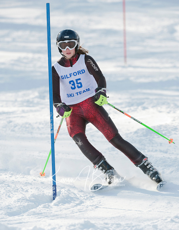 Lakes Region High School Championships at Gunstock January 27, 2011.