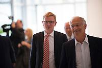 DEU, Deutschland, Germany, Berlin, 04.09.2017: Dr. Philipp Lengsfeld (CDU) vor einer Sitzung der CDU-Bundestagsfraktion.