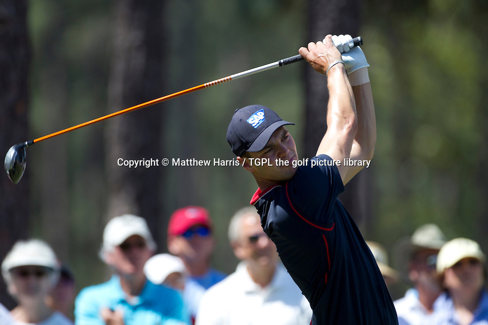 Martin KAYMER (GER) during Wednesday practice US Open Championship 2014,Pinehurst No 2,Pinehurst,North Carolina,USA.
