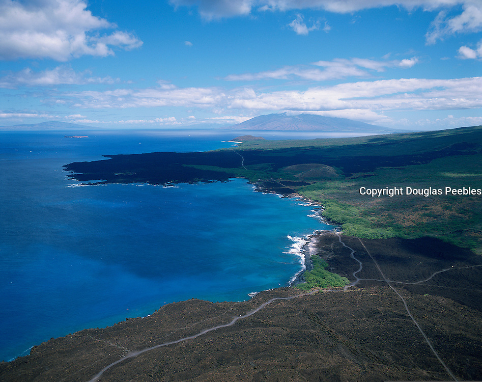 La Perouse Bay, Maui, Hawaii<br />