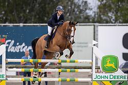 Lepage Josephine, BEL, Jacintha vh Kriekenhof<br /> Belgisch Kampioenschap Jeugd Azelhof - Lier 2020<br /> © Hippo Foto - Dirk Caremans<br /> 02/08/2020