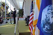 Gavin Newsom, Mayor of San Francisco on opening day at California Academy of Sciences.The California Academy of Sciences is a world-class scientific and cultural institution based in San Francisco. The Academy recently opened a new facility in Golden Gate Park, a 400,000 square foot structure that houses an aquarium, a planetarium a natural history museum and a 4-story rainforest all under one roof. The new facility was built by renowned architect Renzo Piano....Alternative Energy in Silicon Valley and the San Francisco Bay Area