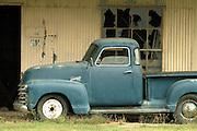 Old truck, Hopsons Plantation, Clarksdale, MS