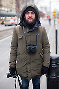 Street fashion photographer Mattia Arioli