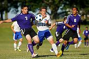 May 25, 2015.  <br /> MCHS Varsity Boys Soccer vs Strasburg.  Conference 35 quarter finals.  Madison wins 3-1.  Madison goals by Hayden Sealander (2) and Jesse Lynch.