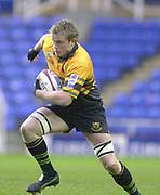 © Peter Spurrier/Intersport Images .Tel + 44 1494 783165 email images@Intersport-images.com.co.uk.04/01/2004 - Photo  Peter Spurrier.2003/04 Zurich Rugby Premiership London Irish v Northampton.Mark Sodden.