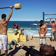 'Recreational Rio' Beach Sport in Rio de Janeiro