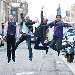 The Blanks at the Edinburgh Fringe 2012