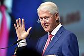 AIDS2018 -  Bill Clinton spreekt tijdens Aids2018