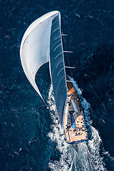 France Saint - Tropez October 2013, Wally Class racing at the Voiles de Saint - Tropez<br /> <br /> Wally, GBR 1001R,MAGIC CARPET CUBED,33,WALLY CENTO/2013,REICHEL PUGH