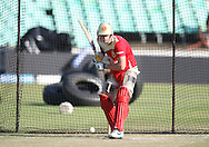 Cameron White during the Royal Challengers Bangalore training session held at Kingsmead Stadium in Durban on the 23 September 2010..Photo by: Steve Haag/SPORTZPICS/CLT20.