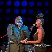 Moss & Steiner Opening Cabaret with Phillip Boykin and Danielle Smart at Victory North Concerts, Saturday, June 29, 2019, in Savannah, Ga. (Photo by Stephen B. Morton)