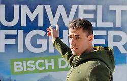 """25.01.2018, Grünwalderhof, Patsch, AUT, Tirol-Landtagswahl: Wahlkampfauftakt der Tiroler Grünen, """"Bist du dabei, der grüne Start in den Landtagswahlkampf"""", im Bild Gebi Mair (Clubobmann die Grünen Tirol) // during the election campaign of the Tyrolean greens party Tyrol at the Grünwalderhof in Patsch, Austria on 2018/01/25. EXPA Pictures © 2018, PhotoCredit: EXPA/ Johann Groder"""