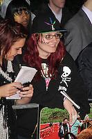 Jackass Fans Jackass 3D UK Premiere, BFI IMAX, Waterloo, London, UK, 02 November 2010: piQtured Sales: Ian@Piqtured.com +44(0)791 626 2580 (picture by Richard Goldschmidt)