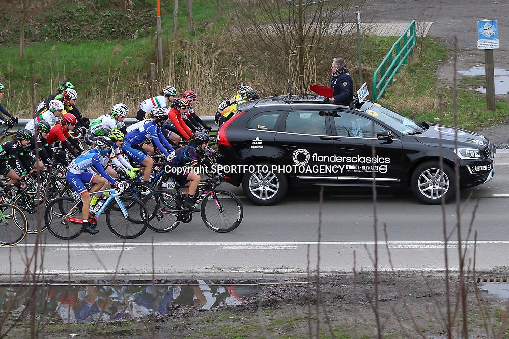 25-02-2017: Wielrennen: Omloop Het Nieuwsblad: Gent  <br />GENT (BEL) wielrennen <br />Nog even en het seizoen 2017 voor vrouwen gaat van start