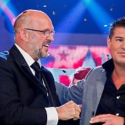 NLD/Hilversum/20100910 - Finale Holland's got Talent 2010, Martin Hurkens en Martijn Krabbe