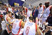 DESCRIZIONE : Campionato 2014/15 Umana Reyer Venezia - Grissin Bon Reggio Emilia<br /> GIOCATORE : Massimiliano Menetti<br /> CATEGORIA : Allenatore Coach Time Out<br /> SQUADRA : Grissin Bon Reggio Emilia<br /> EVENTO : LegaBasket Serie A Beko 2014/2015<br /> GARA : Umana Reyer Venezia - Grissin Bon Reggio Emilia<br /> DATA : 14/12/2014<br /> SPORT : Pallacanestro <br /> AUTORE : Agenzia Ciamillo-Castoria / Luigi Canu<br /> Galleria : LegaBasket Serie A Beko 2014/2015<br /> Fotonotizia : Campionato 2014/15 Umana Reyer Venezia - Grissin Bon Reggio Emilia<br /> Predefinita :