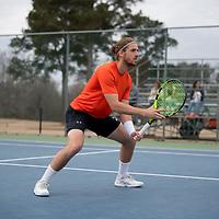 Men Tennis vs Presbyterian