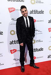 EDITORIAL USE ONLY<br /> Dr Ranj Singh attends the Virgin Holidays Attitude Awards at the Roundhouse, London.