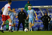 Callum O'Hare of Coventry City (17) during the EFL Sky Bet League 1 match between Coventry City and Rotherham United at the Trillion Trophy Stadium, Birmingham, England on 25 February 2020.