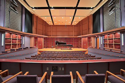 Baltimore Interior Photographer Stock Image Of Performing Arts Theater At  Howard County Community College By Architectural.
