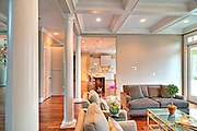 Custom Home Interior,Chapel Hill, NC<br />