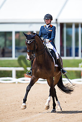 European Championships Dressage Junior and Young Riders 2014<br /> © DigiShots