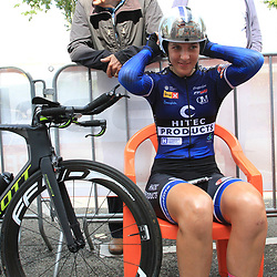31-08-2017: Wielrennen: Boels Ladies Tour: Roosendaal: Simona Frapporti