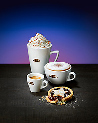 Coffee And Pastry - Caffe Nero