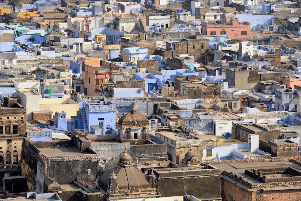 City of Bundi, Rajasthan,India,Asia..