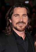 Dec 3, 2014 - Exodus: Gods And Kings World Premiere - VIP Red Carpet Arrivals at Odeon,  Leicester Square, London<br /> <br /> Pictured: Christian Bale<br /> ©Exclusivepix Media