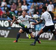 Bolton Wanderers v Brentford 23/09/2017
