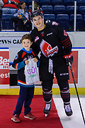 KELOWNA, CANADA - JANUARY 16: First Star of the Game at the Kelowna Rockets game on January 16, 2019 at Prospera Place in Kelowna, British Columbia, Canada. (Photo By Cindy Rogers/Nyasa Photography, *** Local Caption ***
