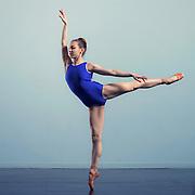 Paige Macliver dancer portraits