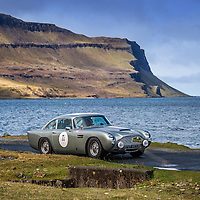Car 44 Alan Beardshaw / Tina Beardshaw Aston Martin DB5 Vantage