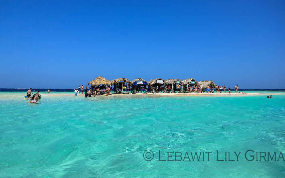 Cayo Arena (Cayo Paraiso)<br />
