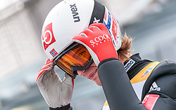 10.03.2018, Holmenkollen, Oslo, NOR, FIS Weltcup Ski Sprung, Raw Air, Oslo, Teamspringen, im Bild Daniel Andre Tande (NOR) // Daniel Andre Tande of Norway during Team Competition of the 1st Stage of the Raw Air Series of FIS Ski Jumping World Cup at the Holmenkollen in Oslo, Norway on 2018/03/10. EXPA Pictures © 2018, PhotoCredit: EXPA/ JFK