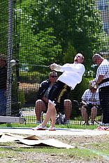 Men's Hammer Throw Final