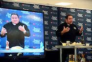 Celebrity chef Emeril Lagasse. (Photo by Phelan M. Ebenhack/for Macy's)