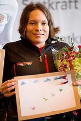 WICKER Anja, GER, Short Distance Biathlon Podium, 2015 IPC Nordic and Biathlon World Cup Finals, Surnadal, Norway