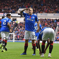 Rangers v Motherwell, Scottish Premiership, 11 November 2018
