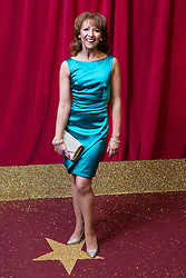 © Licensed to London News Pictures . 16/05/2015 .  The Palace Hotel , Manchester , UK . BONNIE LANGFORD . The red carpet at the 2015 British Soap Awards , The Palace Hotel , Oxford Road , Manchester . Photo credit : Joel Goodman/LNP