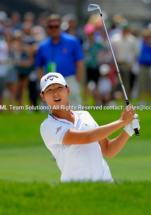 22 March 2015: Danny Lee during the final round of the Arnold Palmer Invitational at Arnold Palmer's Bay Hill Club & Lodge in Orlando, Florida.